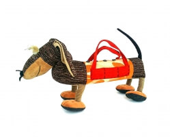 Такса мягкая игрушка
