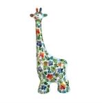 """Статуэтка жираф """"Полевые цветы"""" (M) туров арт"""