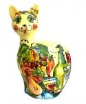 статуэтка кот туров арт