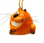 колокольчик кот чеширский