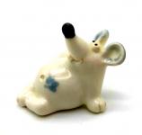 керамическая фигурка крыса