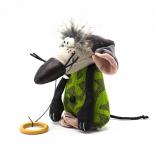Мягкая игрушка на резинке Мышонок