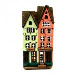 """Сувенирный домик-подсвечник """"Hotel Stapelhauschen"""""""