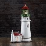 декоративный маяк-подсвечник Ампква Ривер