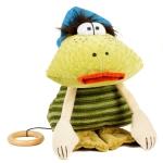 мягкая игрушка лягушонок