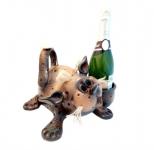 копилка бутылочница кот