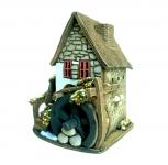 керамический домик у Мельника