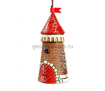 башня колокольчик