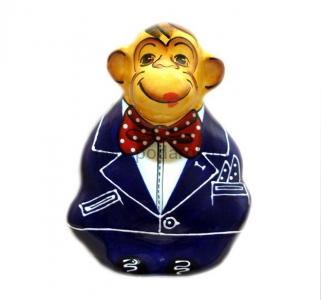 """Фигурка обезьянка """"Офис"""" (M)"""