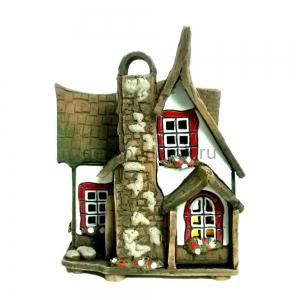 керамический английский домик
