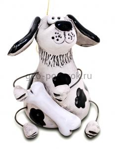 колокольчик собака