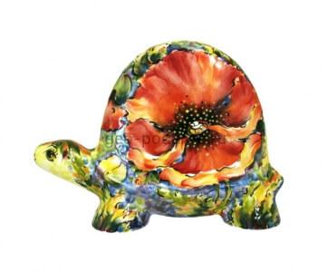 """Статуэтки черепаха """"Мак-букет (L) туров арт"""