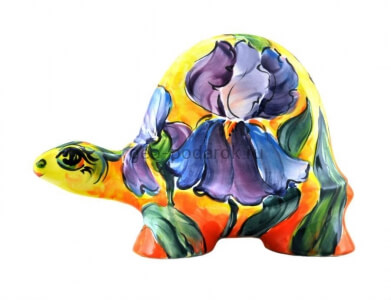 "Фигурка черепаха ""Ирис-букет"" (M) фото туров арт"