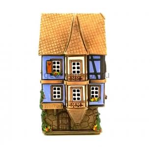 """Сувенирный домик-подсвечник """"Hotel Wine"""""""