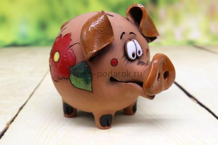 керамическая свинья
