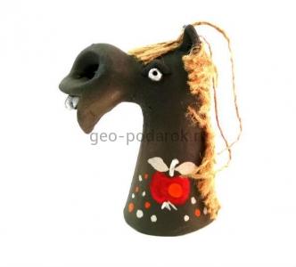 Колокольчик конь в яблоках