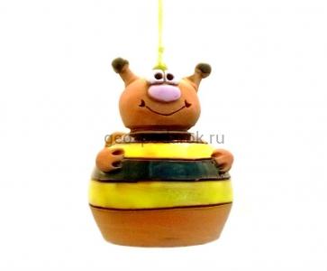 колокольчик пчелка