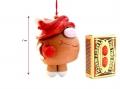 керамическая фигурка гриб колокольчик