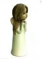 статуэтка белого ангела