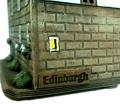 """подарочный домик-подсвечник """"Эдинбург"""""""