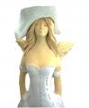 ангел в свадебном платье