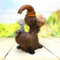 статуэтка керамическая козел
