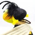 Пчелка игрушка ручной работы