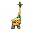 "Статуэтка жираф ""Подсолнух-букет"" (M) фото"