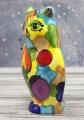 статуэтка керамика сова
