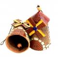 керамическая мельница колокольчик