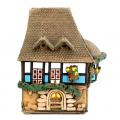 Керамический домик в бретонском стиле