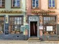 "домик-подсвечник ""Hotel Stapelhauschen"" фото"