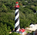 фото маяк-светильник Святой Августин