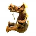 керамическая копилка Конь